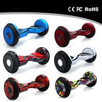 China Smart Balance Board Electric Scooter 10 Inch Electric Balancing Hoverboard wholesale