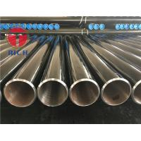 China Carbon - Manganese Steel Seamless Steel Tubes / Pipes for Ship GB/T 5312 wholesale