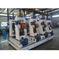 China Automatic Welded Pipe Production Line / Steel Pipe Making Machine wholesale