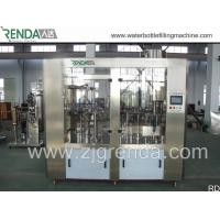 Wholesale electric 3 in 1 automatic bottling equipment customized made