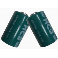 China CR14250 Hcb Batteries Hermetic Sealing 600mAh Pulse Current 1000mA for Utility meters wholesale