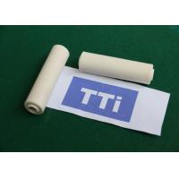 China White Custom Plastic Injection Molded Parts PC + GF Tubes For industrial wholesale