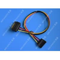 China Internal 15 Pin Male To Female SATA Data Cable For Computer IDC Type wholesale