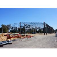 China Truss Roof  Steel Structure Warehouse Construction Metal Truss Fabrication wholesale