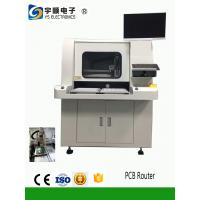 China KAVO Spindle CNC PCB Router Machine Depaneling For SMT Pcb Boards / LED Alum Boards wholesale