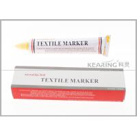 Quality None Fading Large capacity Textile Marker Knitting Marker Pen Rubber Buib for for sale
