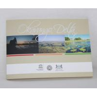 China handmade Bespoke lcd video brochure card , 2G / 4G / 8G lcd video mailer wholesale