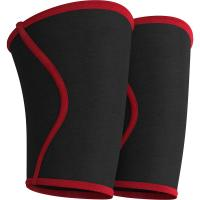 China Knee Support Sleeves (PAIR) - Compression for Weightlifting, Powerlifting wholesale