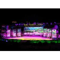 Quality Super Slim Screen Indoor Rental LED Display 111110 Pixels/M² High Contrast for sale