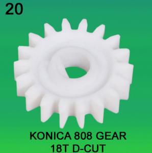 China GEAR TEETH-18 D-CUT FOR KONICA 808 MODEL minilab wholesale