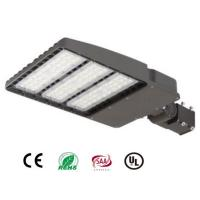 China Energy Saving 19500lm Shoebox Street Light , Led Parking Lamps DLC ETL Listed wholesale