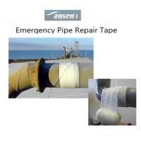China 950PSI Fiberglass Rescure Repair Tape on Industrial and Household Plumbing wholesale