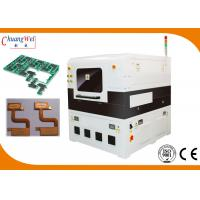 Buy cheap FPC Laser Depaneling Machine with 0.02mm Cutting Precision and 10W US Laser from wholesalers