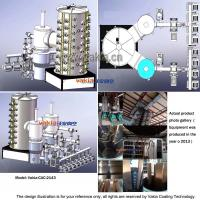 Wholesale Cathodic Arc Vacuum Coating Machine on Stainless Steel Sheets / Pipes from china suppliers
