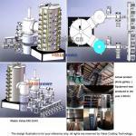 China Cathodic Arc Vacuum Coating Machine on Stainless Steel Sheets / Pipes wholesale