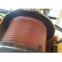 China Small Crane And Lifting Offshore Winch With Lebus Or Spiral Grooving wholesale
