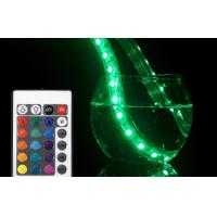 Buy cheap Extremely luminous DC12/24V RGB LED Strips Light with wide viewing angle from wholesalers