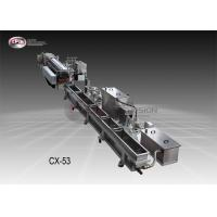 China Twin Screw Polymer Compounding Equipment , 53mm Plastic Compounding Machines wholesale