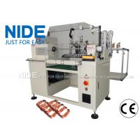 China NIDE Stator Winding Machine Full-automatic transformers for multiple wire wholesale
