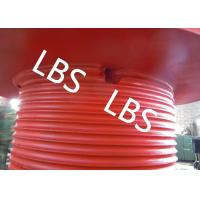 China Professional Construction Lebus Grooving Drum Left / Right Rotation Direction wholesale
