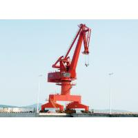 China 25 Ton Outdoor Yard Port Gantry Crane , Electric Cantilever Gantry Crane wholesale