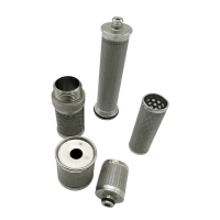 China Stainless steel Pleated Filter with purification function on sale