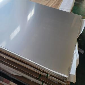 China BA No.4 2b Finish Stainless Steel Sheet 24 X 24 2400 X 1200 304 316 Grade wholesale