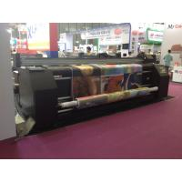 China Piezo Printer Sublimation Printing Machine For Advertising Banners / Flags wholesale