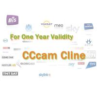 China One Year subscription of Stable IPTV server IKS Cccam Cline in Satellite TV Receiver on sale
