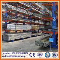 Wholesale warehouse factory storage racks/dismanted cantilever shelf with many arms/selective cantil from china suppliers