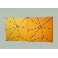 Buy cheap Customized Aluminum Panel For Jixi Wanda Plaza Wall Cladding from wholesalers