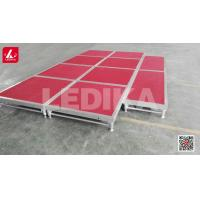 China Elegant Outdoor Portable Show Stage Aluminum Stage Platform Aluminum Stage on sale