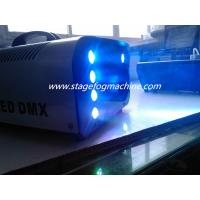 China Wireless Control 8*3w RGB Led 1500w Stage Fog Machine  For Party Disco X-024 wholesale