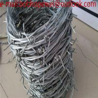 Buy cheap barbed wire for sale (direct manufacture)/safety fence double twist barbed wire/razor barbed wire/double twist barbed from wholesalers