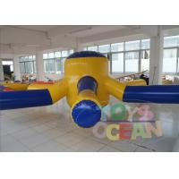 China 6M Big Commercial Inflatable Water Toys Rocker Pool Play Equipment wholesale