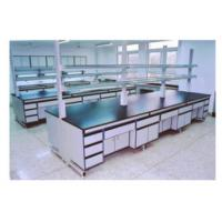 Buy cheap Wood Island Dental Laboratory Benches ISO 5 / Class 100 Air Cleanliness from wholesalers