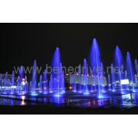China Epistar Colorful Underwater LED Fountain Lights Constant Current Output Driver wholesale