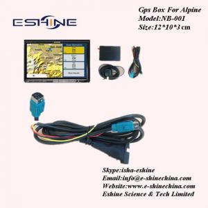 China Hot Selling Gps Navigation Box For Alpine Car DVD wholesale