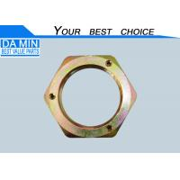 China Yellow Hexagon Hub Nut To Fasten Lock Up Rear Hub And Brake Drum 9098430622 wholesale