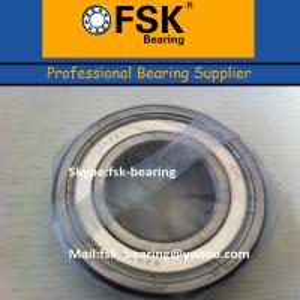 Quality China NTN Deep Groove Ball Bearings 6207ZZCM/5K Steel Shields for sale