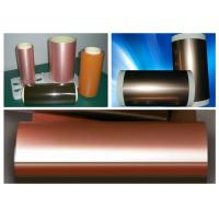 China Flexible Copper Clad Laminate For Circuit Board 0.009 - 0.035mm Thickness wholesale