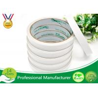 China Multi Purpose Tissue Double Side Tape With Acrylic / Solvent Adhesive wholesale