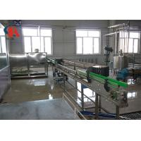 China Reliable Juice Production Line Bottle Diameter 28 - 120mm With Spring Type Washing Clipper wholesale