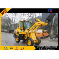 China 1.8T Micro Wheel Loader 3080mm Discherge Height Full Hydraulic Steering wholesale