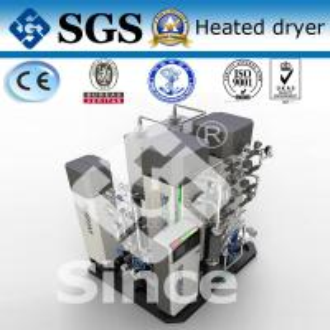 China Heated Regenerative Desiccant Dryers / Carbon Steel Desiccant Air Dryers wholesale