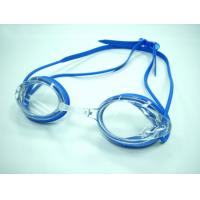 China mirror coated swimming goggles wholesale