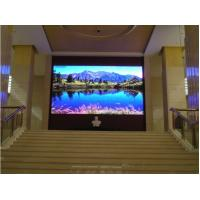 China 3mm Indoor Advertising LED Display 4K , Static LED Display For Hotel 64 × 32 wholesale