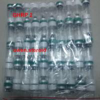 China Peptide GHRP-2 (Pralmorelin) Human Growth Hormone CAS: 158861-67-7 on sale