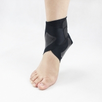 China Ankle Sleeve Guard,Elastic Ankle Support,Adjustable Compression Foot Sleeve wholesale
