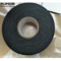 China Black / Yellow Steel Pipes Coating Materials , Pipe Wrapping Coating Material wholesale